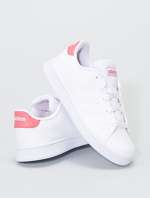 Zapatillas 'Adidas Advantage K'                             BLANCO