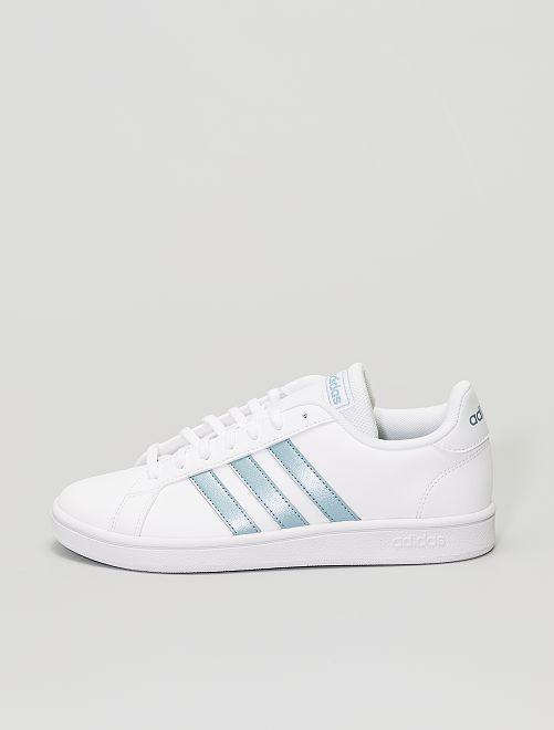 Zapatillas 'Adidas'                             BLANCO