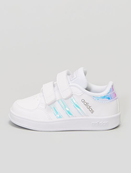 Zapatillas 'Adidas' 'Breaknet'                             BLANCO