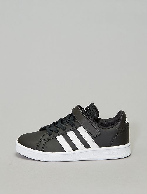 Zapatillas 'Adidas' 'Grand Court C'                             NEGRO