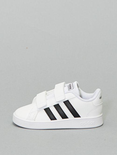 Zapatillas 'Adidas Grand Court I'                                         BLANCO