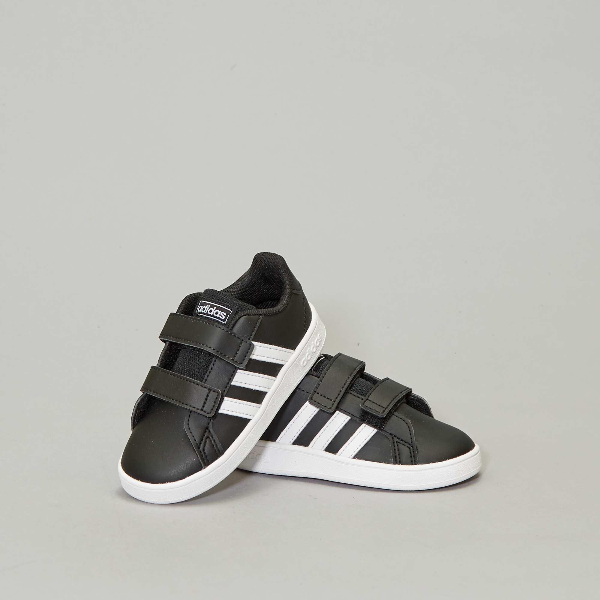 d5d6bcc1c5 Zapatillas 'Adidas Grand Court I' Chico - NEGRO - Kiabi - 30,00€