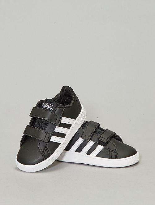 Zapatillas 'Adidas Grand Court I'                             NEGRO