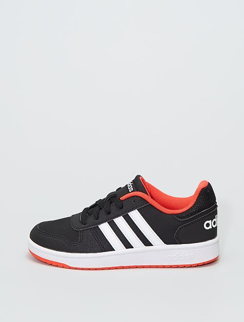 Zapatillas 'Adidas Hoops 2.0 K'                             NEGRO
