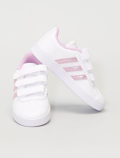 Zapatillas 'Adidas VL Court 2'                             BEIGE