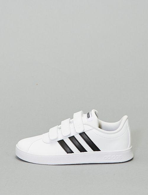 Zapatillas 'Adidas' 'VL Court 2.0'                             BLANCO