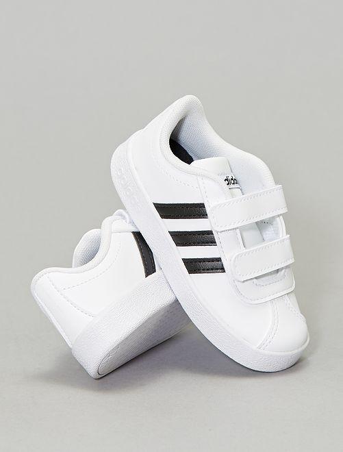 Zapatillas 'Adidas VL Court 2.0'                                         BLANCO