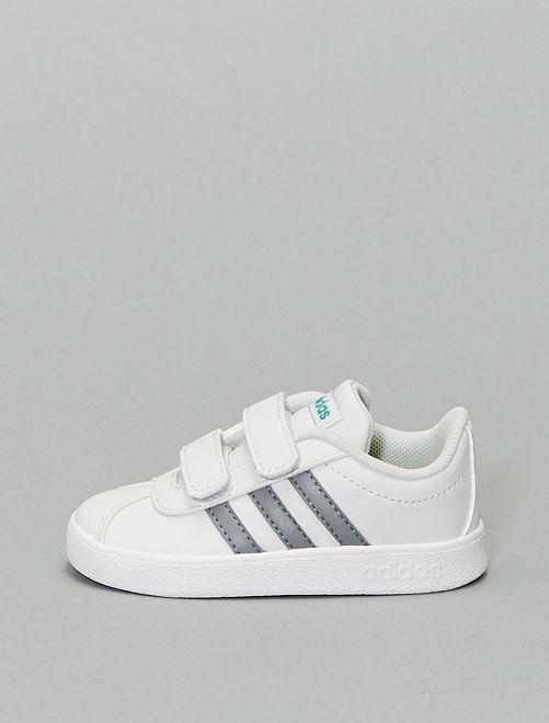 Zapatillas 'Adidas VL Court 2.0'                             GRIS