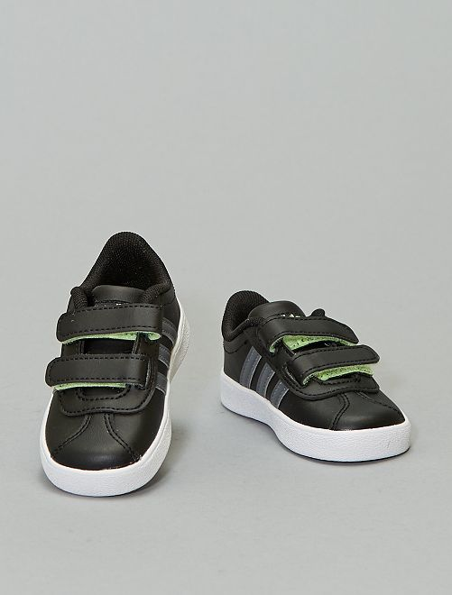Zapatillas 'Adidas VL Court 2.0'                                                     NEGRO
