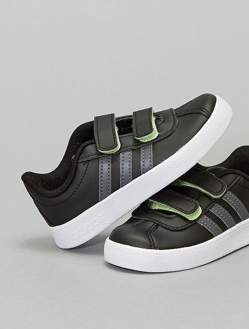 Zapatillas 'Adidas VL Court 2.0'                             NEGRO