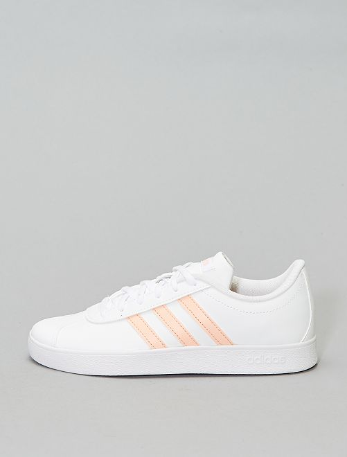 Zapatillas 'Adidas VL Court'                             BLANCO