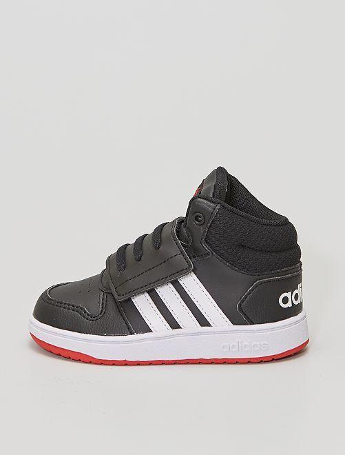 Zapatillas altas 'Adidas' 'Hoops Mid 2.0 I'                             NEGRO