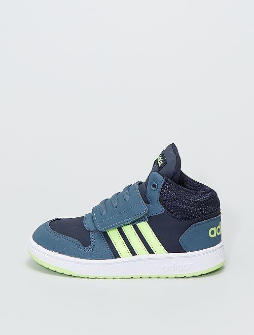 Zapatillas altas 'Adidas Hoops Mid'                             AZUL