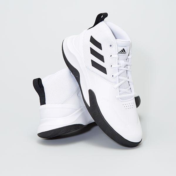 zapatillas altas adidas hombre