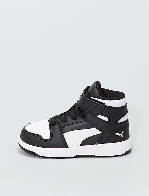 Zapatillas altas 'Puma'                             BEIGE