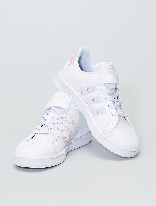 Zapatillas bajas 'Adidas GRAND COURT C'                             BLANCO