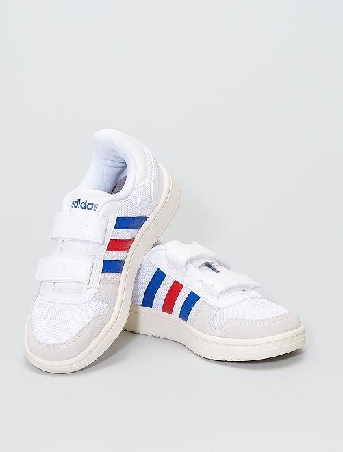 Zapatillas bajas 'Adidas hoops 2.0 CMF C'                             BLANCO