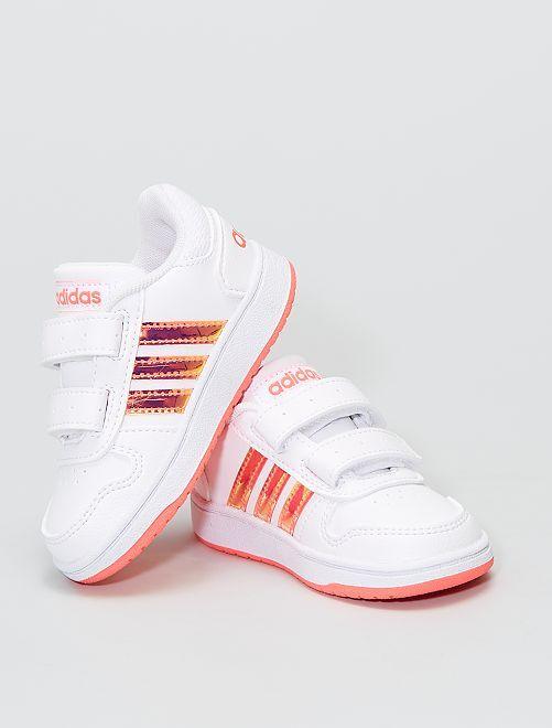 Zapatillas bajas 'Adidas hoops 2.0 CMF I'                             BLANCO