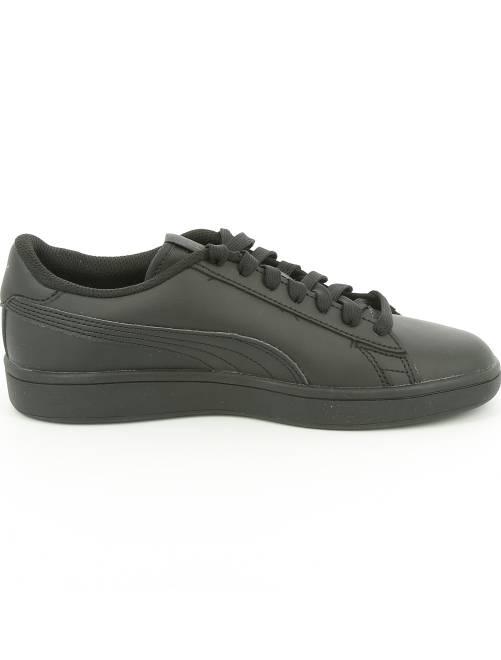 Zapatillas Bajas Piel sintética, Cierre con Cordones, Negro (Negro), 38