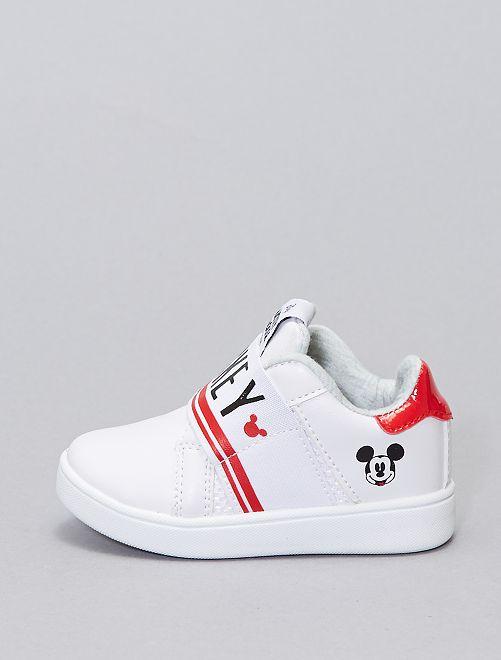 Zapatillas bajas 'Mickey Mouse' 'Disney'                             blanco