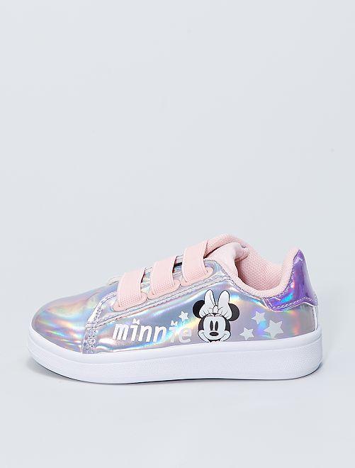 Zapatillas bajas 'Minnie'                             plata