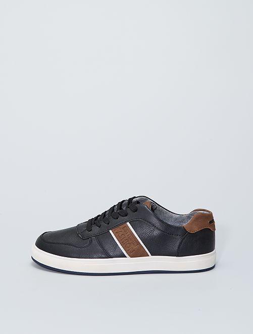 Zapatillas bajas                             negro