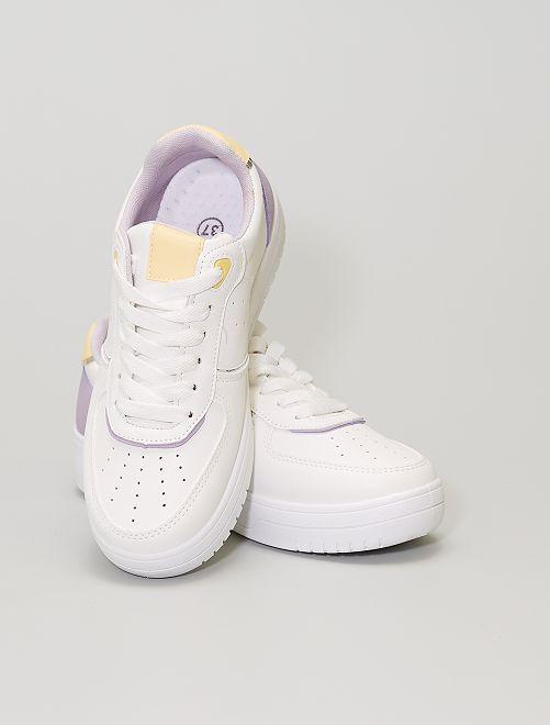 Zapatillas bajas                                         PURPURA