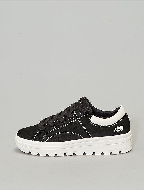 Zapatillas bajas 'Skechers'                             NEGRO