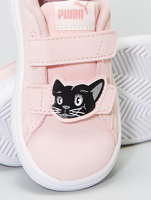 Zapatillas bajas smash V2 'Puma'                             rosa