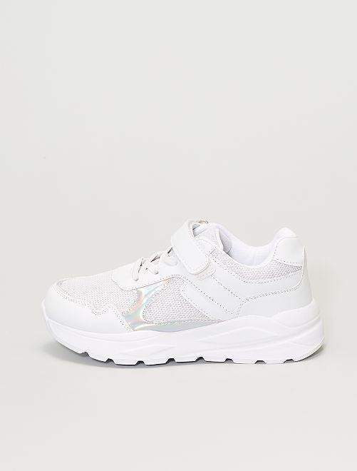 Zapatillas blancas                             blanco