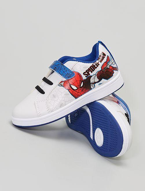 Zapatillas blancas Spider-Man                             BLANCO