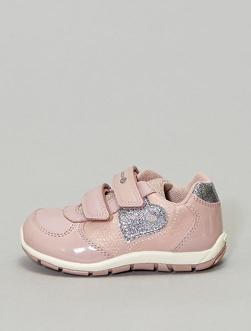 Zapatillas brillantes 'Heira Geox'                             ROSA