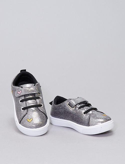 Zapatillas brillantes 'Minnie'                             BEIGE