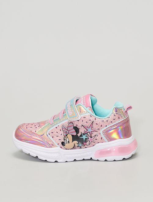Zapatillas brillantes 'Minnie'                             ROSA