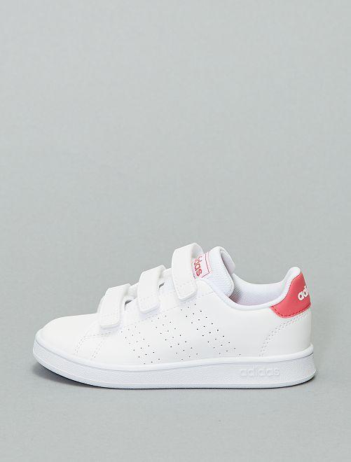 Zapatillas con velcro 'Adidas Advantage C'                             ROSA