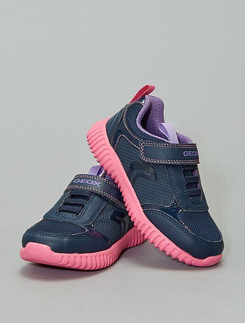 Zapatillas con velcro 'Geox'                             AZUL