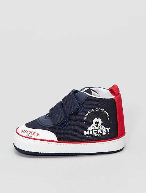 Zapatillas con velcro 'Mickey Mouse' de 'Disney'                                         AZUL
