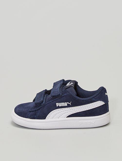 Zapatillas con velcro 'Puma Smash V2'                             BEIGE