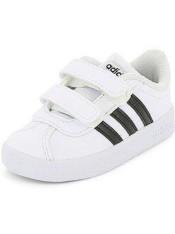 Zapatos, zapatillas - Zapatillas con velcros 'Adidas  VL COURT 2 CMF' - Kiabi