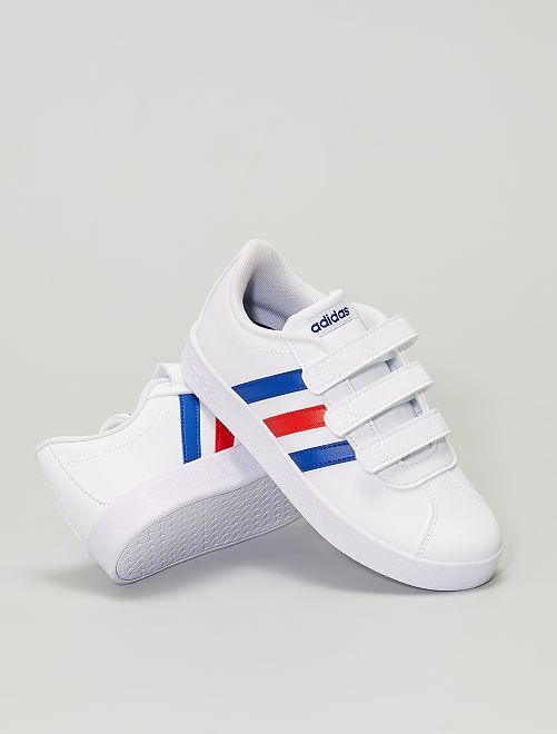 Zapatillas con velcros 'Adidas VL COURT 2.0 CMF'                             BEIGE