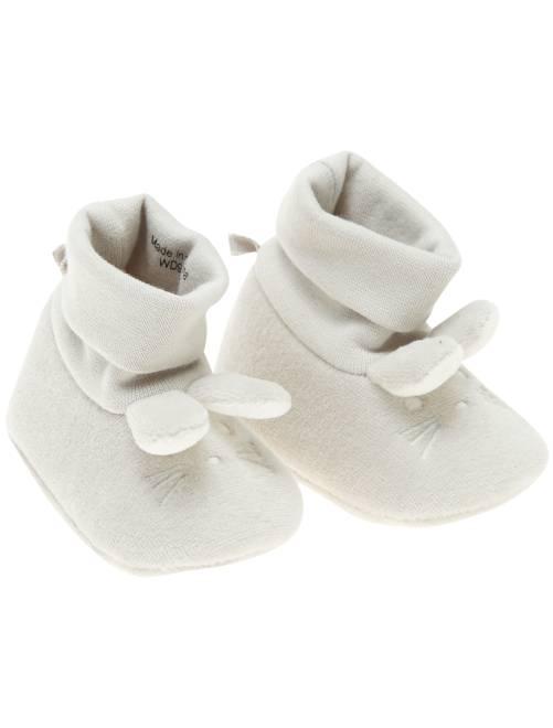 Zapatillas 'conejo'                                                     gris Bebé niño