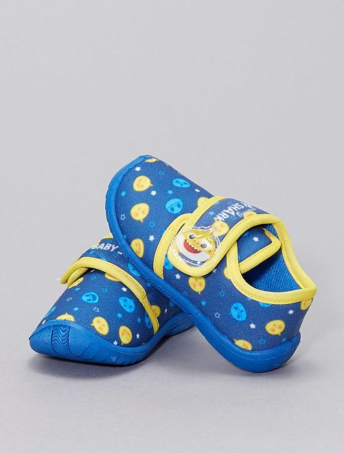 Zapatillas de casa 'Baby Shark'                             AZUL
