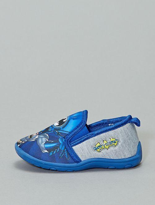 Zapatillas de casa 'Batman'                                         gris