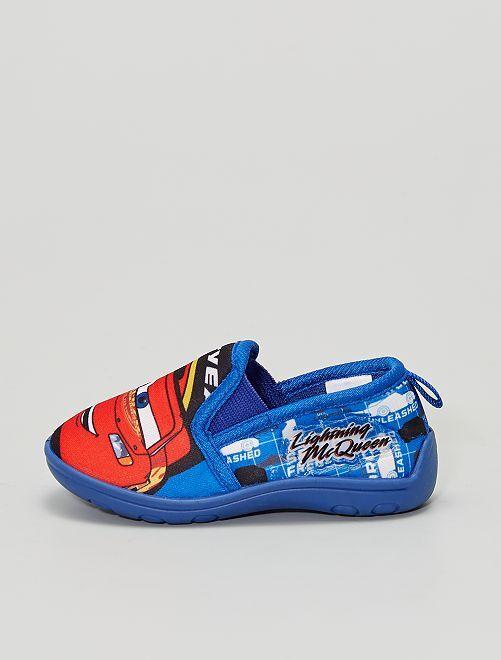 Zapatillas de casa 'Cars'                                         AZUL