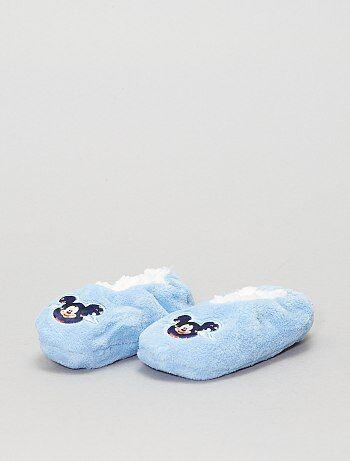 Niño 3-12 años - Zapatillas de casa de 'Mickey Mouse' de 'Disney' - Kiabi