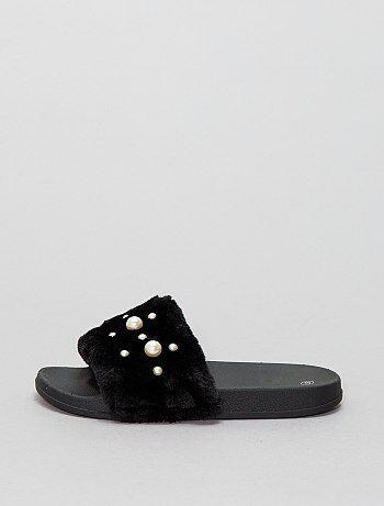 9a79172f5 tu Kiabi mujer Zapatos Compra online de zuecos zx560wq0 - heap ...