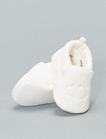 60a699dee9a Zapatos - Zapatillas de casa de ratina - Kiabi