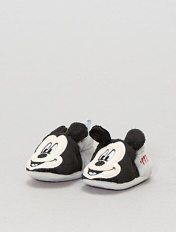 Zapatillas de casa de tejido polar 'Disney' 'Minnie Mouse' - Kiabi