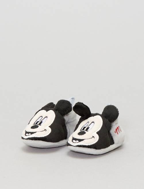 Zapatillas de casa de tejido polar 'Disney' 'Minnie Mouse'                                         mickey Bebé niño