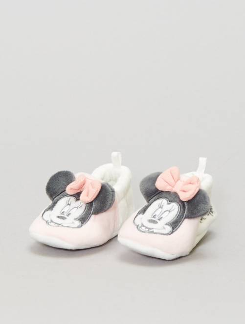 Zapatillas de casa de tejido polar 'Disney' 'Minnie Mouse'                                         minnie
